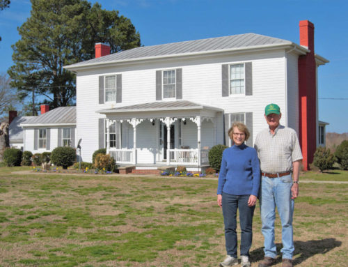 Family Farms Saved in Virginia Peanut Country