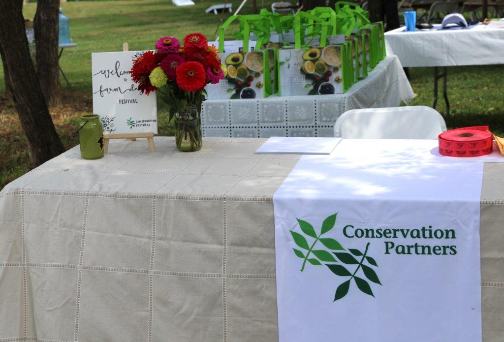 Conservation Partners' Farm Day Festival 2019