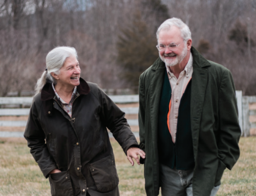 """Taylor & Lois Cole in Print: """"A Valentine to Love and Land"""" by Blue Ridge Life Magazine"""